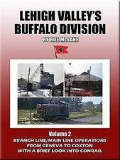 Lehigh Valley's Buffalo Division By Bill McLane Volume 2 DVD NEW John Pechulis