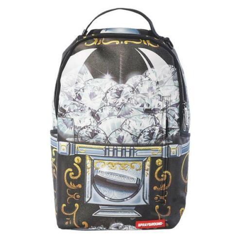 Brand New SPRAYGROUND Diamond Gumball Deluxe Bag
