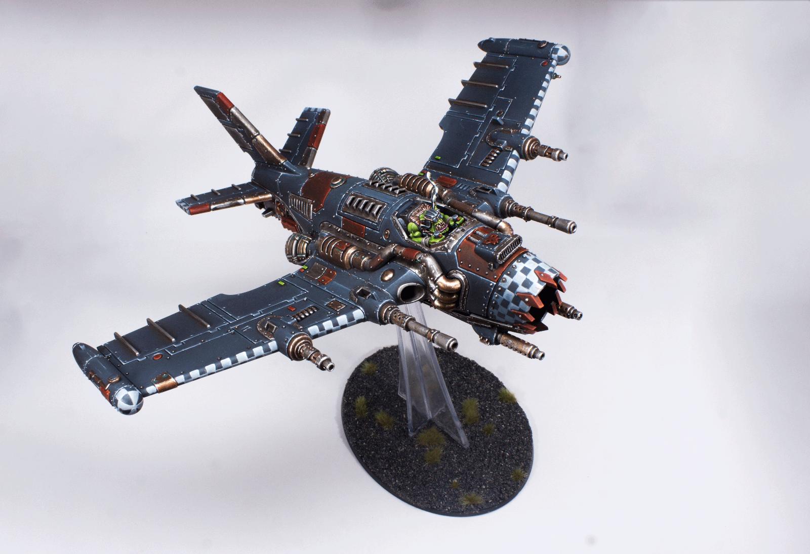 Pintado En Miniatura blitza-Bommer Warhammer 40K
