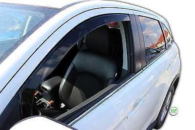Windabweiser für Citroen C4 Aircross 2012 Steilheck Geländewagen SUV 5türer vor
