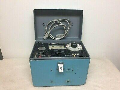 Details about  /Vintage Wavetek SAM I 450MHz Signal Analysis Meter SAMI MODEL 450 has audio