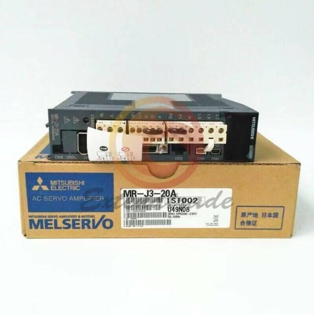1PC Brand NEW IN BOX Mitsubishi Servo Drives MR-J3-20A MRJ320A