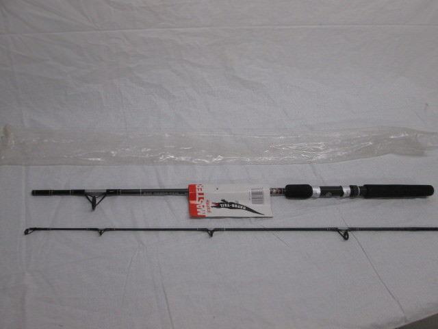 1 Vintage nos Sidewinder por Master SW476 7' 3  2pc 8-20 lb 1-3 OZ línea de caña pesca Señuelos