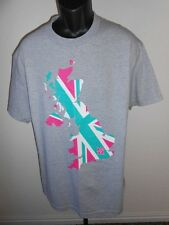 NEW 2012 London Olympics Team USA YOUTH Size 10/12 Medium M NICE Grey T-Shirt