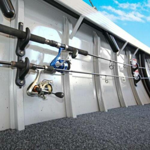 Railblaza RodRak Fishing Rod Storage Rack for Hold 2 Rods│Fits All lengths│White