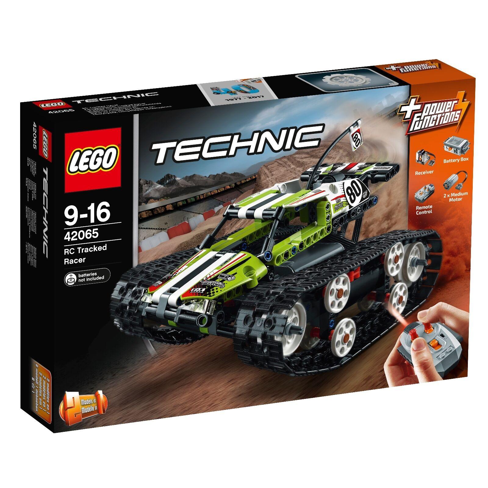 LEGO® Technic 42065 Ferngesteuerter Tracked Racer NEU OVP_ RC Tracked Racer NEW