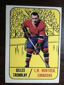 1967-68-topps-5-GILLES-TREMBLAY-COND-EX