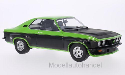 Opel TE 2800, vert  Mat-Noir, 1975 1 18 Bos    nouveau   promotions promotionnelles