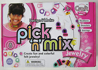 International Playthings Craft Scene Pink 'n Mix Jewelry Kit