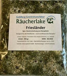 Räucherlauge Friesländer 350gr Räucherlake Beize Fische räuchern Gewürzmischung