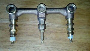 price pfister 3 handle tub shower faucet.  Price Pfister 3 Handle Rough In Valve Tub Shower Faucet eBay