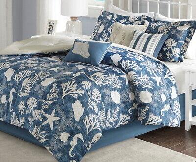 King Queen Summer Breeze 3-Piece Cotton Quilt Set,Bedding Set No Tax