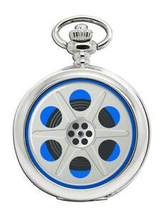 Film-Film-Spule-Taschenuhr