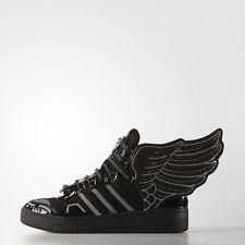 Nosotros tamaño adidas Originals JS Jeremy Scott Wings malla negra