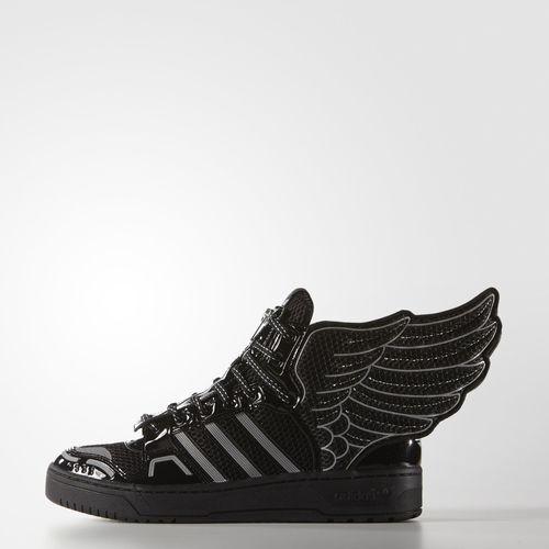 Adidas Originals Jeremy Scott Wings 2.0 Mesh Shoes Size 7 us S77802 LAST PAIR