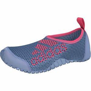 Details about Adidas Performance Shoes Kurobe CM7645 Children Slip On Water Shoes Chalk Blue
