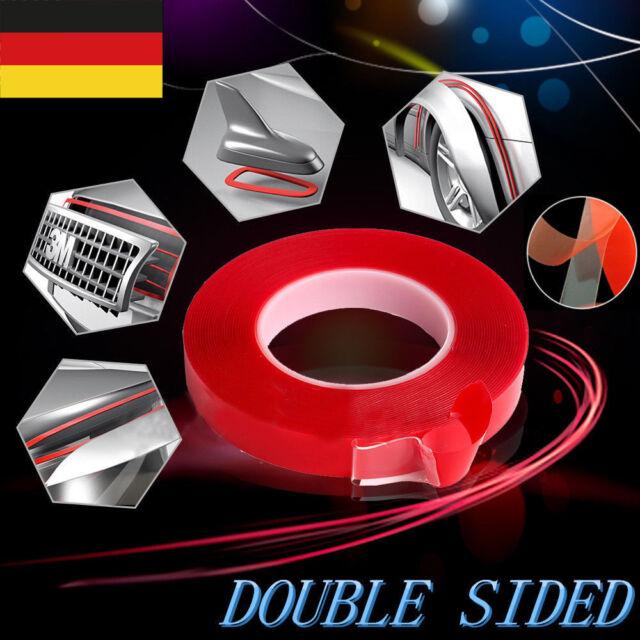 FIXMAN Doppelseitiges Kraft-Klebeband 25 mm x 2,5 m