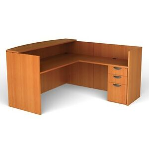 Offices to go reception desk center layout15acl ebay - Reception desk ebay ...