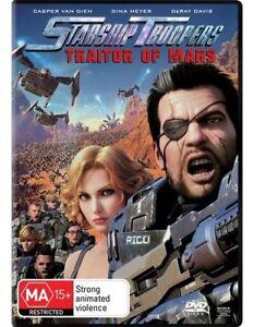 Starship-Troopers-Traitor-of-Mars-DVD-NEW-Region-4-Australia