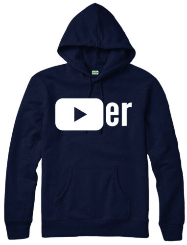 YOUTUBER PLAYER HOODIE GAMING GIFT YOUTUBE CHANNEL LOVERS KIDS GIFT TOP