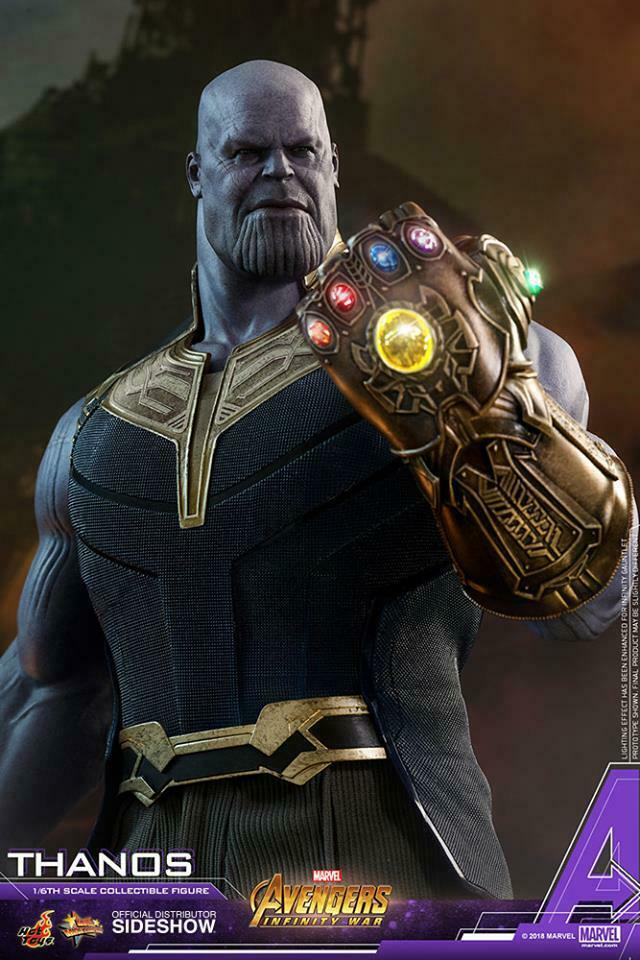 Hot Toys 1 6 Scale Avengers  Infinity War - Thanos  HT-903429
