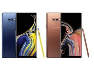New Other Samsung Galaxy Note 9 N960U GSM Unlocked T-Mobile Verizon 128GB 512GB