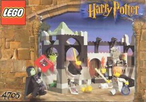 Harry Potter LEGO set Snape's Class 4705 | eBay