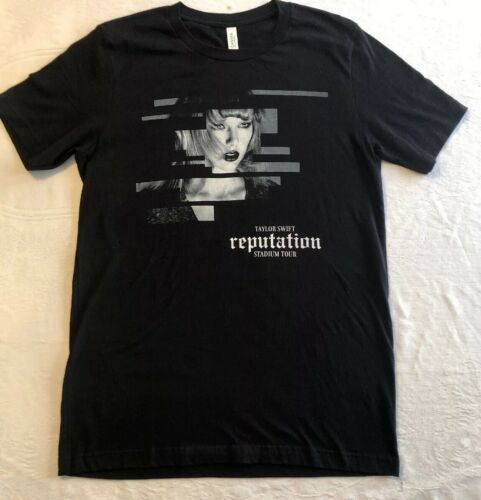 Taylor Swift Official Reputation Tour T-shirt 2018