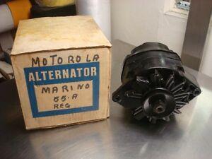 Details about Delco Remy 10SI 55Amp Alternator Marine Spark Arrestor 1 Wire  *NOS* +