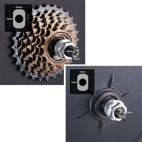 """500W//1000W 26/"""" Electric Bicycle Motor Conversion Kit Front//Rear Wheel E Bike PAS"""