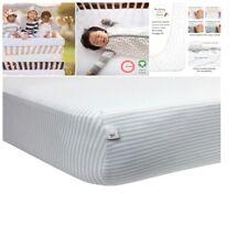 Standard Bed Baby Crib Foam Mattress Infant Comfort 37.5X 25.5X 3 Thick