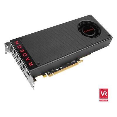 MSI Radeon RX 480 DirectX 12 Radeon RX 480 4G 4GB 256-Bit GDDR5 PCI Express 3.0