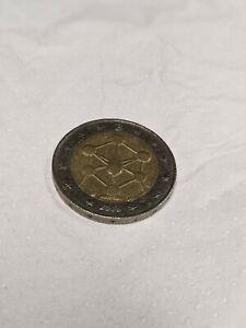 2 EURO BELGIQUE 2006 ATOMIUM COMMEMORATIVE