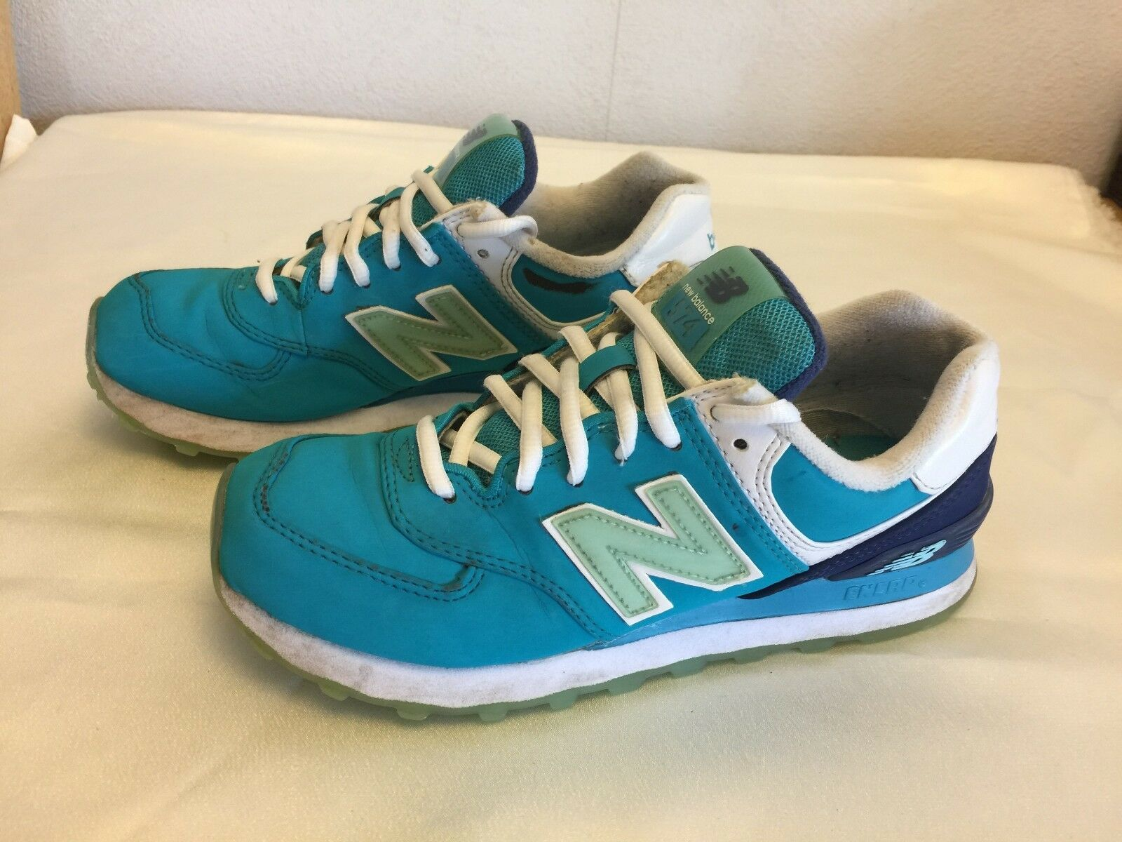 NEW 574 BALANCE 574 NEW MEN'S TRAINERS SIZE (*****) 36ce39
