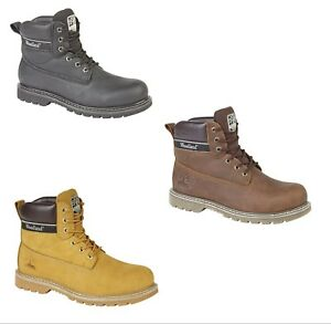 WOODLAND PADDED COLLAR UTILITY Boots