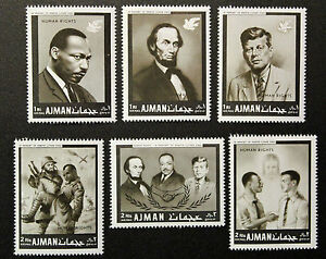 cyn17 Diskret Briefmarke Saudi / Arabien Elegantes Und Robustes Paket Ajman Yvert Und Tellier N-serie°34 N