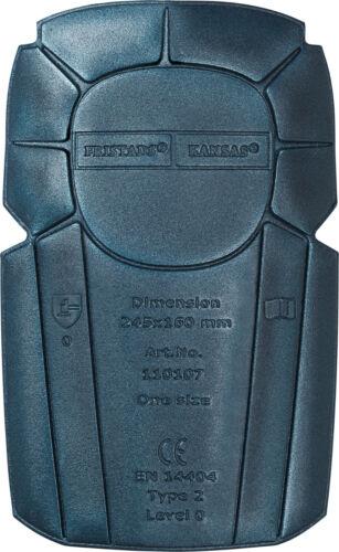 20mm,Typ 2 Fristads Kansas 110107-576 Kniepolster 9395 KP Leistungsstufe 0