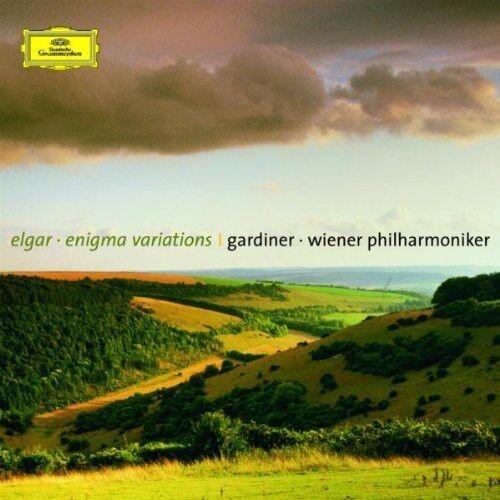 John Eliot Gardiner, E. Elgar - Enigma Variations [New CD]
