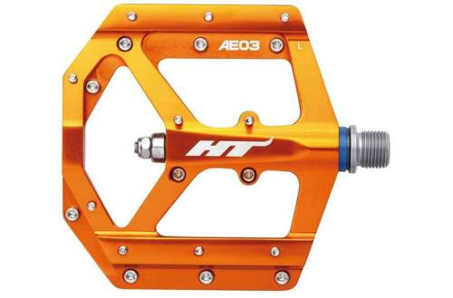 HT Components AE03 Alloy Bike Pedals 9//16/""