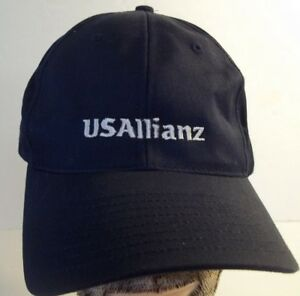 Image is loading USAllianz-Nike-Adjustable-Baseball-Hat-Cap-Strapback-New- c7d518cc5a0