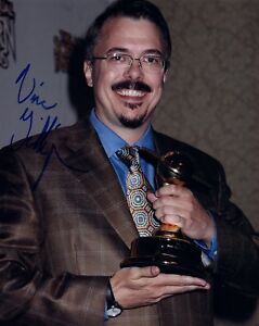 Vince-Gilligan-Signed-Autograph-8x10-Photo-Breaking-Bad-Better-Call-Saul-COA-VD