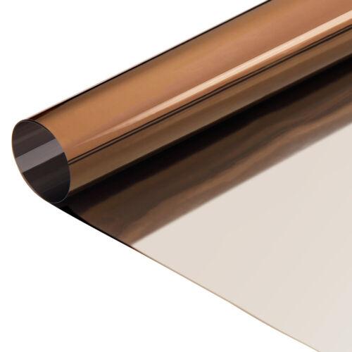 Mirror Glueless Window Sticker Film Static Cling Solar Tint Heat Insulation Film