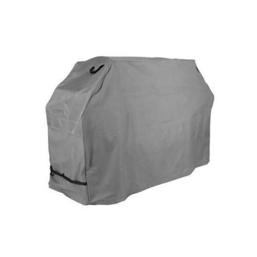Permasteel 239046 Kenmore Elite Heavy Duty Grill Cover with PVC Backing Gray