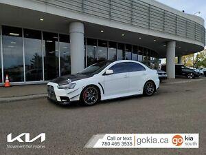 2008 Mitsubishi Evolution Evolution MR