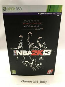 NBA-2K13-DYNASTY-COLLECTOR-039-S-EDITION-XBOX-360-NUOVO-NEW