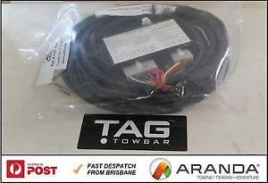 s l300 plug in towbar trailer wiring harness kit ecu module toyota 2012 rav4 trailer wiring harness at gsmx.co