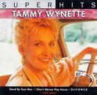 Super Hits by Tammy Wynette (CD, Apr-2007, Sony Music Distribution (USA))