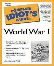 World War I by Alan Axelrod (2000, Paperback)