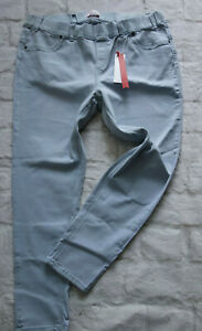 Sheego-Stretch-Jeans-Trousers-Jeggings-Size-42-up-to-58-949-763-Elastic-Band