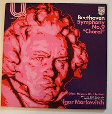 Beethoven - Symphony No. 9 Choral - Igor Markevitch